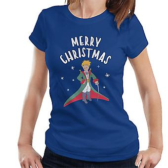 The Little Prince Merry Christmas Women's T-Shirt