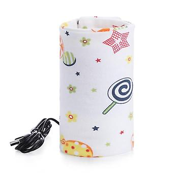 Portable Usb Baby Milk Bottle Warmer Heater, Bottle Thermostat Non-toxic