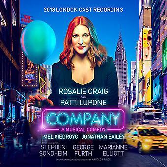 Compañía (2018 London Cast Recording) [CD] Importación de EE.UU.