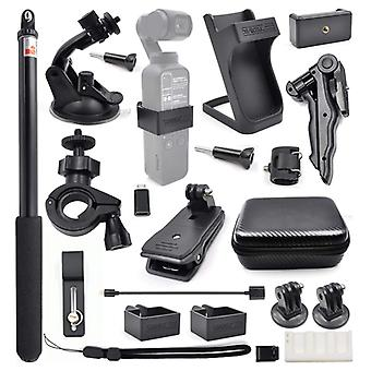 STARTRC 20 in 1 Expansion Accessories Kit for DJI OSMO Pocket / Pocket 2