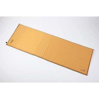 Multimat Summit 25/38 XL Self-Inflating Mat - Gold/Black