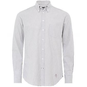 Walker Slater Slim Fit Pinstripe Douglas Shirt