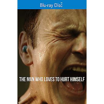 Man Who Loves to Hurt Himself [Blu-ray] USA import