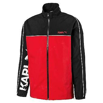 Puma x Karl Lagerfeld Mens Track Jacket Casual Training Top 595680 01