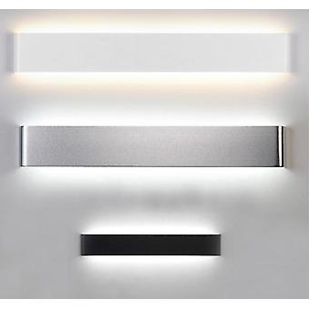 Lampe de mur dirigée de rectangle, sconces lumière pour le salon