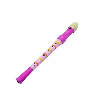 Wood 8-Hole Treble Flute Clarinet Musical Instruments Durable High Quality Kids Puzzle Toy Clarinet for Boys Girls Children