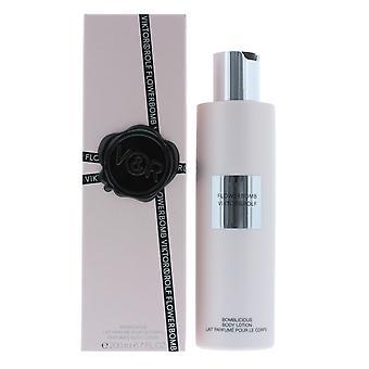 Viktor & Rolf Flowerbomb Perfumed Body Lotion 200ml For Her