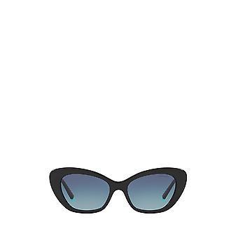 Tiffany TF4158 black female sunglasses