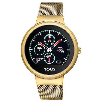 Tous watches rond watch for Women Analog Quartz with stainless steel bracelet 000351645