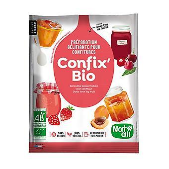 Økologisk konfiks 120 g pulver