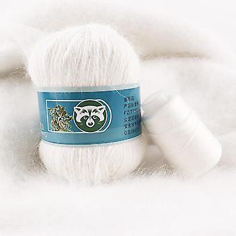 Long Peh Mink Cashmere Yarn - Hilo de punto a mano de alta calidad