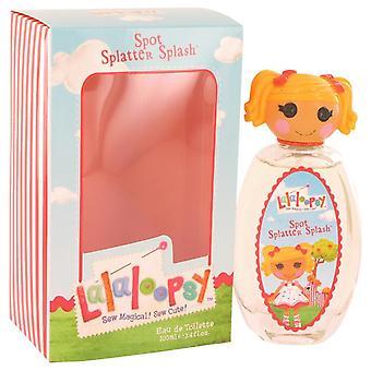 Lalaloopsy Eau De Toilette Spray (Spot Splatter Splash) By Marmol & Son 3.4 oz Eau De Toilette Spray