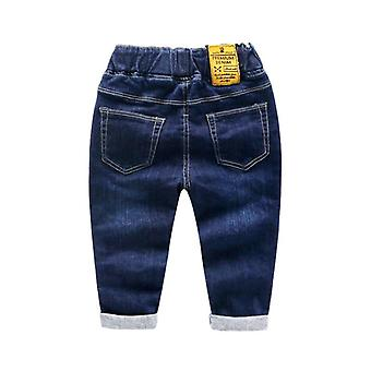 2-7y Fashion Casual Jeans Trousers Baby Denim Pants