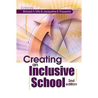 Creating an Inclusive School by Richard a Villa - 9781416600497 Book