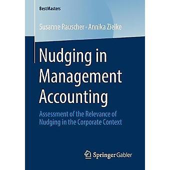 الدفع في المحاسبة الإدارية - تقييم أهمية Nudg