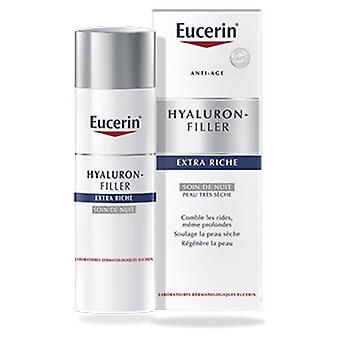Eucerin Hyaluron Filler Crema de Noche Extra rica 50 ml