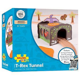 Bigjigs T-rex Tunnel