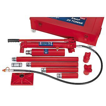 Sealey Re9720 Hydraulik Reparatur Kit 20Tonne Snap Körpertyp