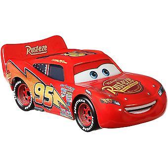 Disney Pixar Voitures Lightning McQueen avec signe