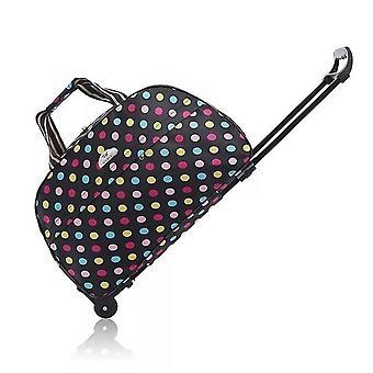 Vedenpitävä matkalaukkupussi, tyyli rullaava matkalaukkuvaunu
