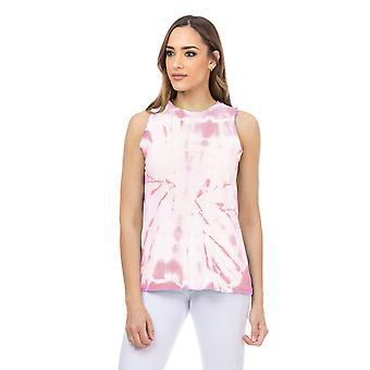 Tie-dye effect t-shirt