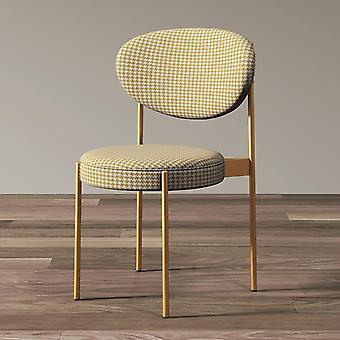 Luxury Backrest Dining Chairs