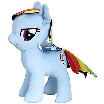 My Little Pony MLP Täytetty Eläin Sateenkaari Viiva 25cm