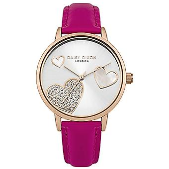 Daisy Dixon Analog Classic Quartz Wristwatch DD076PRG