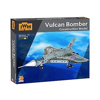 Imperial War Museum Const Set Vulcan Bomber