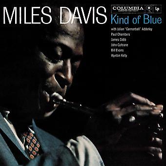 Miles Davis - Typ av blå begränsad upplaga Blue Vinyl