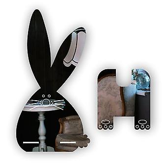 Schattige dierlijke lange eared bunny acryl grote mobiele telefoon cell stand