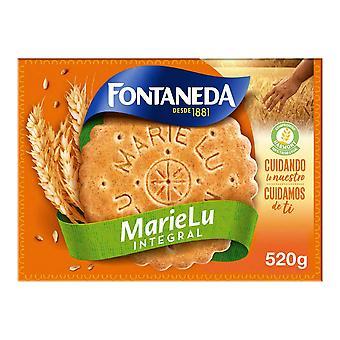 Biscuiți Fontaneda Marielu Cereale fibrolemnoase (520 g)