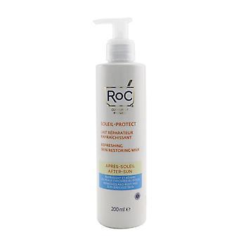 ROC Soleil-Protect Refreshing Skin Restoring Milk (After-Sun) 200ml/6.7oz