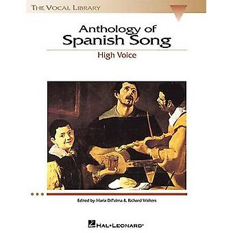 Anthology of Spanish Song by Other Richard Walters & Other Maria Di Palma