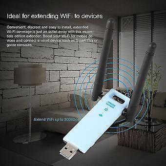 Bezdrátový opakovač routeru 2,4 g/s 300 mb/s Prodlužovač signálu USB