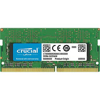 Klíčové CT8G4S266M 8Gb DDR4 PC4-21300 2666Hz CL17 Sodimm Mac
