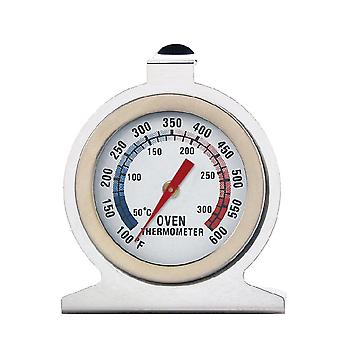 Homemiyn Stainless Steel Instant Read Oven/grill/smoker Monitoring Thermometer