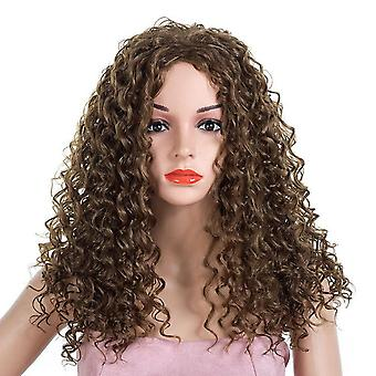 Coil Explosive Curly Wig For Women