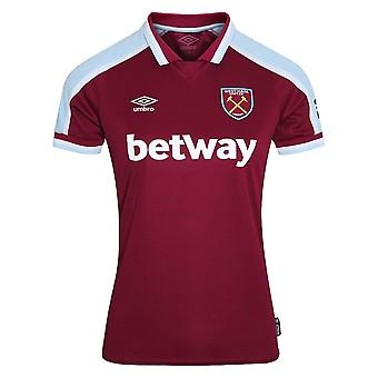 2021-2022 West Ham Home Shirt (Ladies)