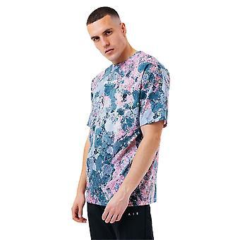 Hype Mens Pastel Rock T-Shirt surdimensionné
