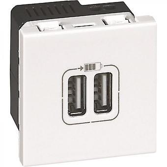 2400 Ma Usb Dual Socket