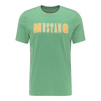 Mustang Skor Alex 10095166398 universell hela året män t-shirt