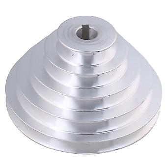 Pulleys, blocks sheaves 19mm bore outter dia 54-150mm 5 step a type v-belt pagoda pulley belt