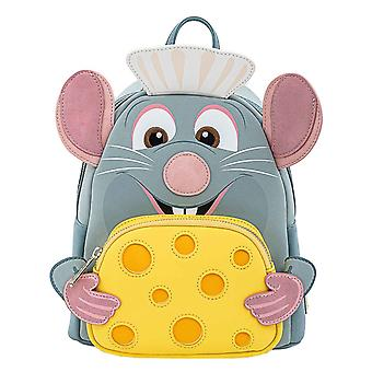 Loungefly Mini Backpack Ratatouille Chef Cosplay new Official Pixar Blue