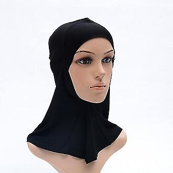 Muslim Stretch Turban Full Cover Inner Hijab Under Scarf Caps