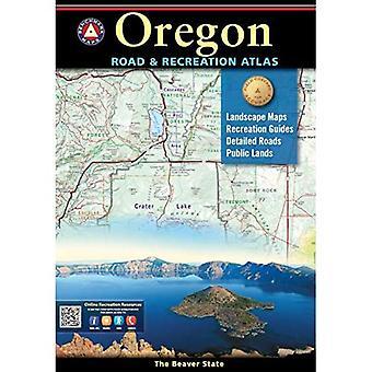 Oregon Road & Recreation Atlas 9th Edition
