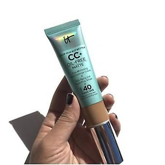 1 PCS Cosmetics Foundation Full Circle Eyes SPF 40 Make Up Skin Brighten Cream|Concealer(Medium)