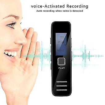 Music sound recordings mini professional digital audio voice recorder support sound playback with speaker sk-007 digital