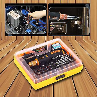 53 ב 1 מברג מגנטי להגדיר רב סיביות פינצטה טלפון סלולרי כלי תיקון