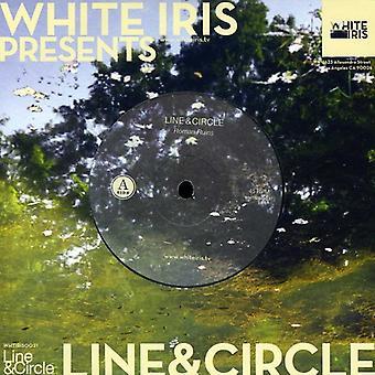 Line & Circle - Roman Ruins/Carelessness [Vinyl] USA import